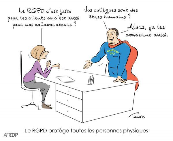 Comprendre le RGPD, le Règlement Général sur la Protection des Données